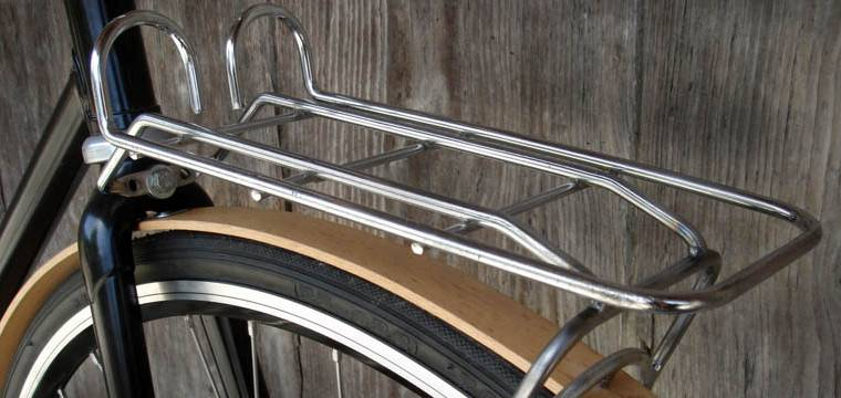 Front and Rear Bicycle Racks