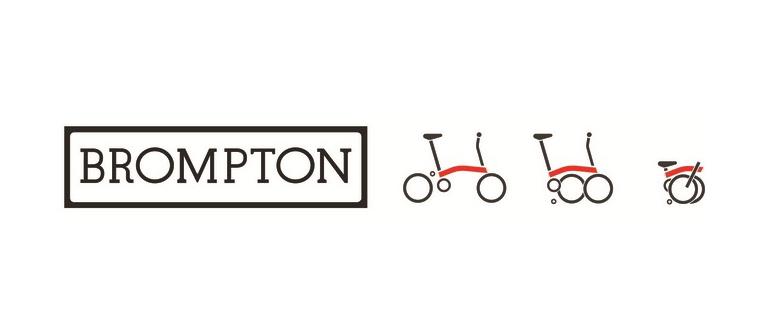 Brompton bicycles company logo