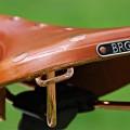 Brooks B17 bicycle saddle