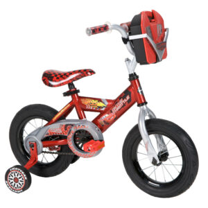12 inch Huffy Lightning McQueen bike