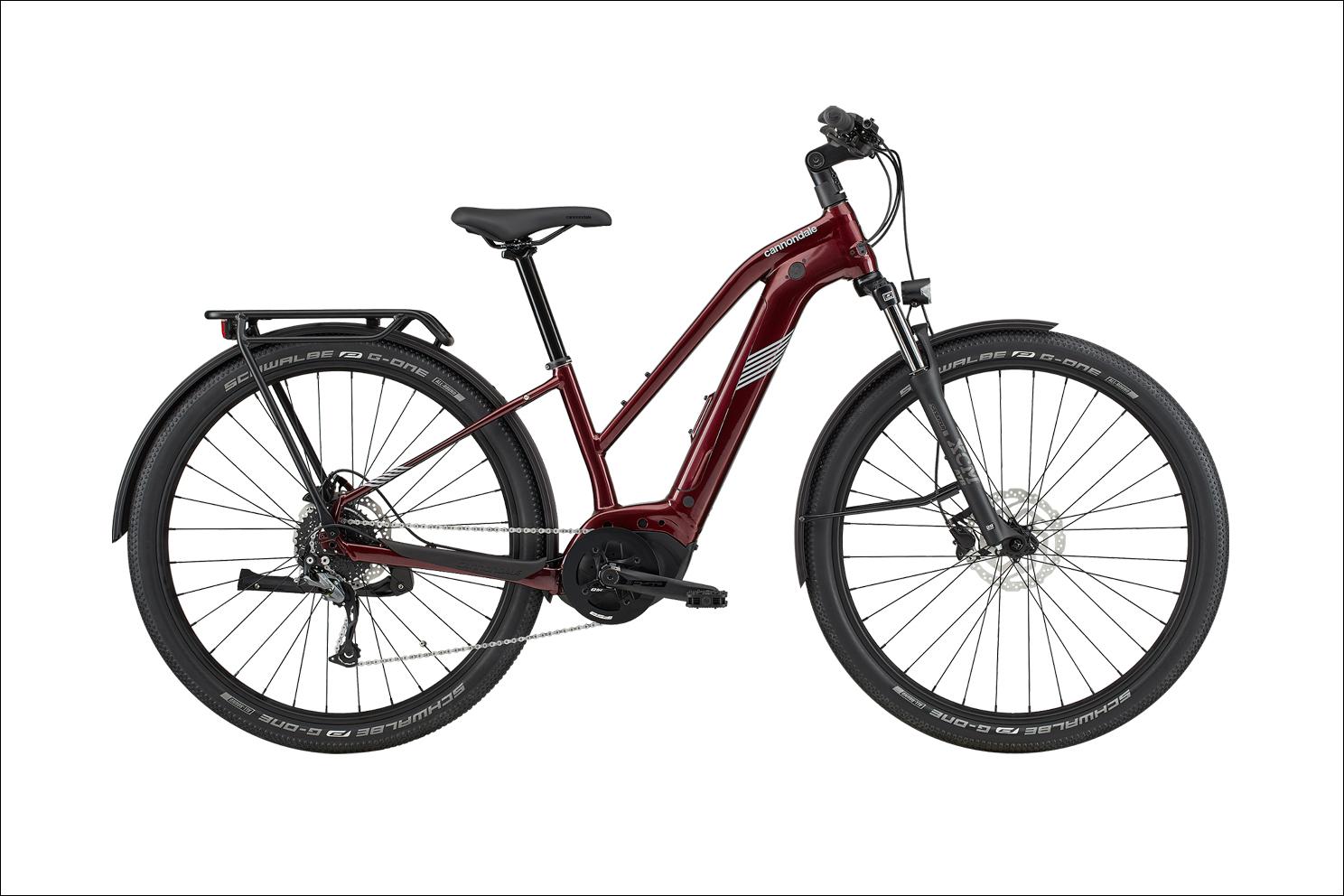 Cannondale Tesoro Neo X 3 Remixte Electric Bike