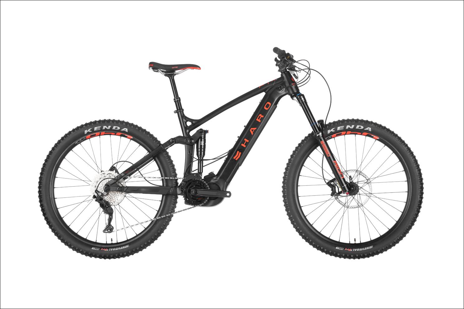HARO SHIFT I/O 5 Electric Mountain Bike
