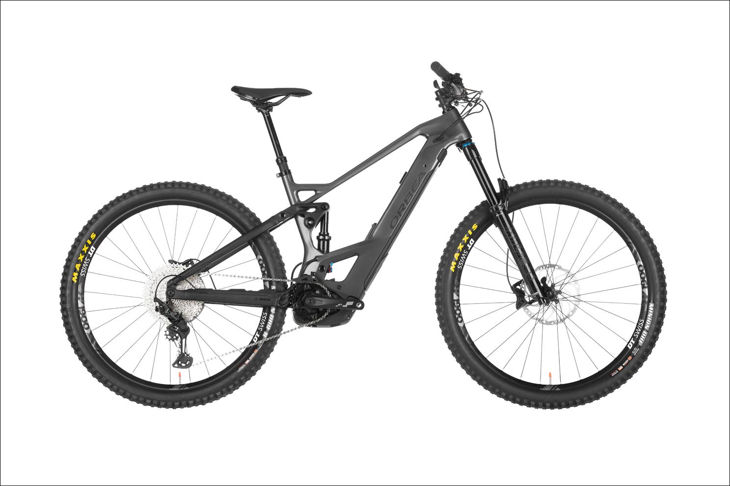 Orbea Wild FS Electric Mountain Bike