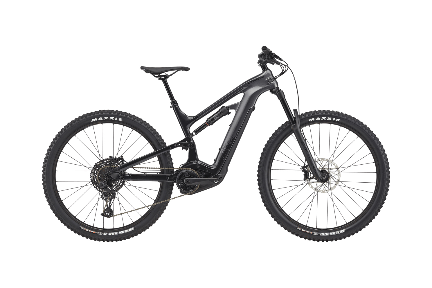 cannondale moterra 3 electric mountain bike
