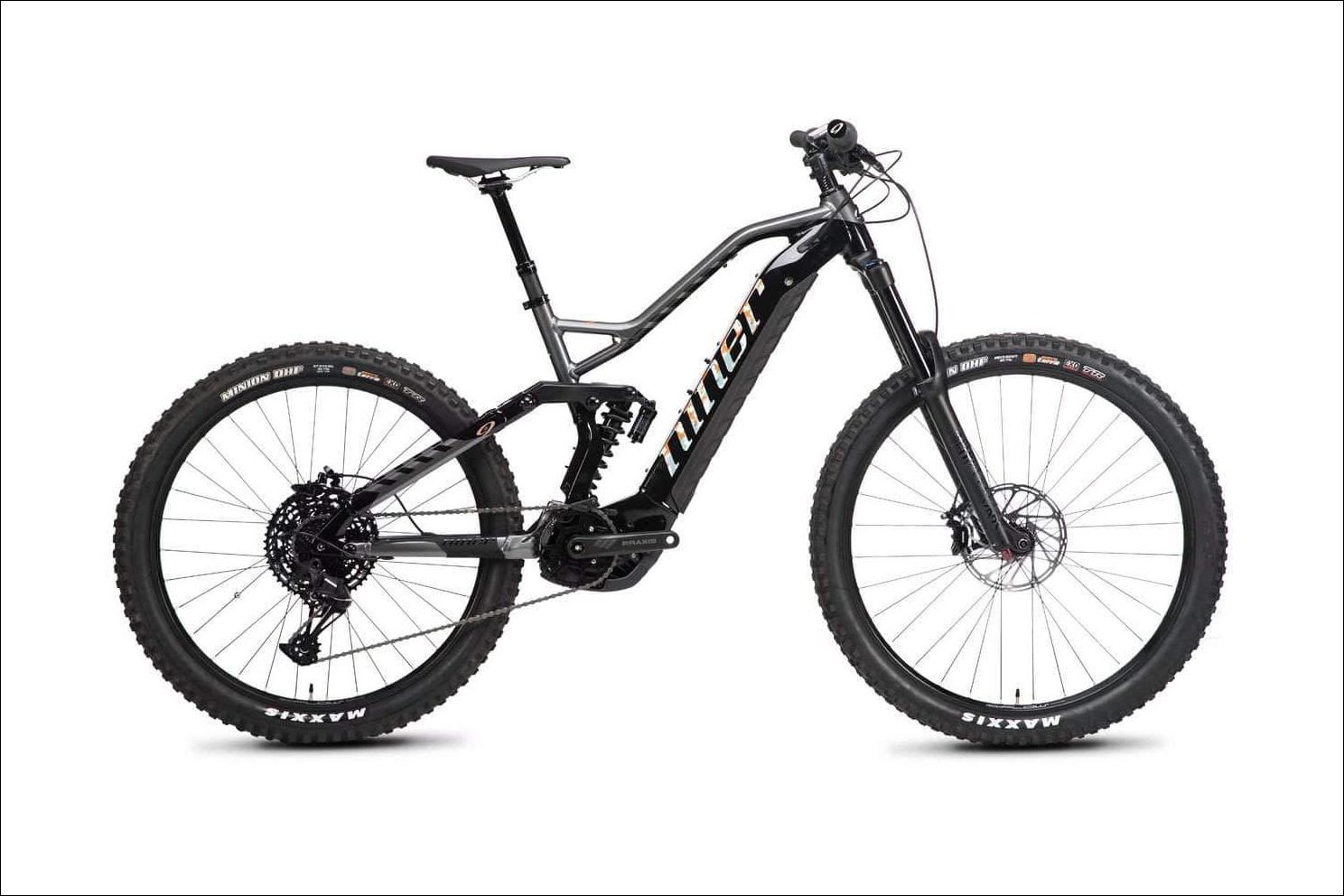 niner wfo e9 electric mountain bike