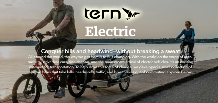 Tern Electric Bikes (Review)