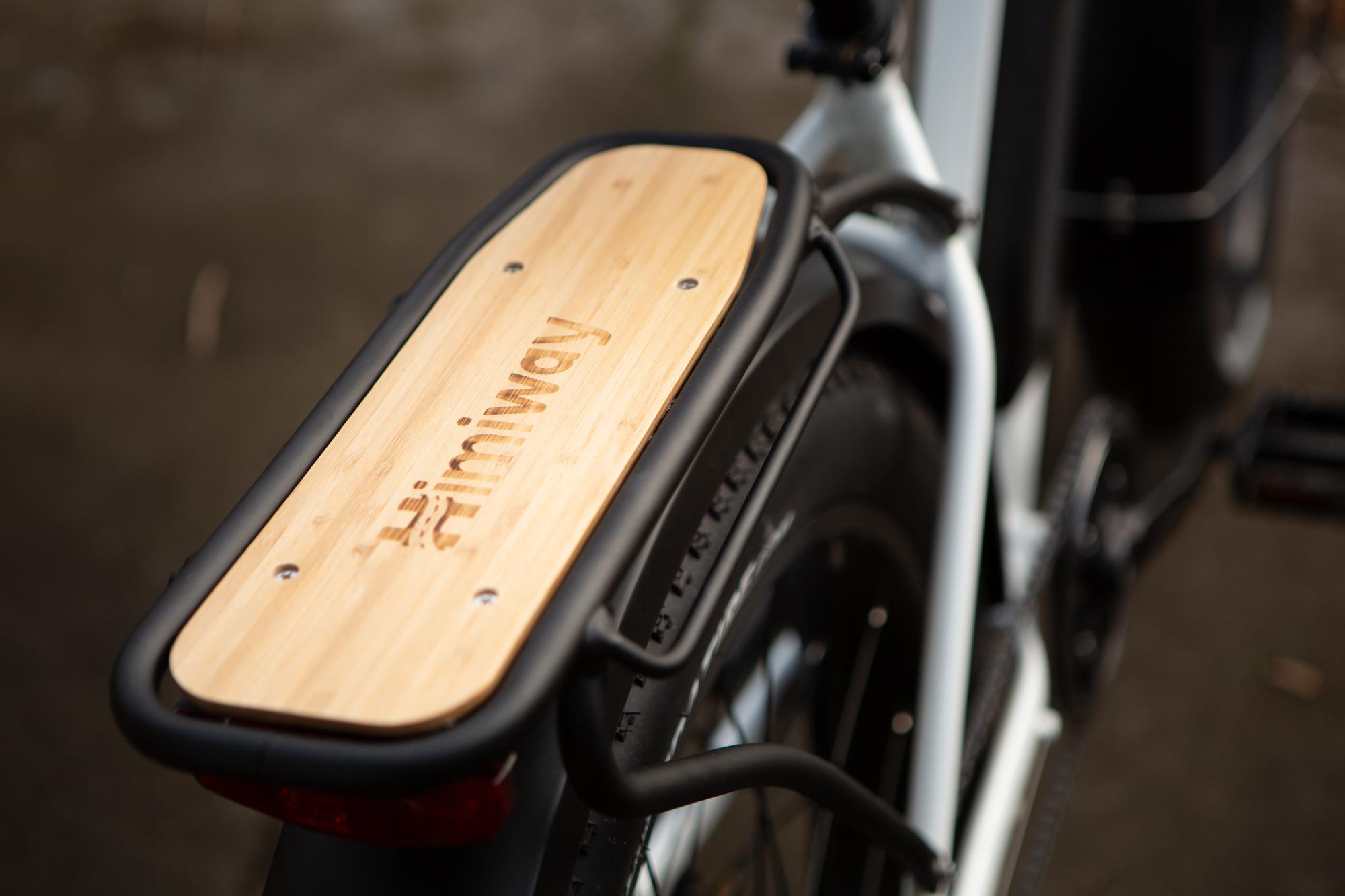 Himiway rear rack