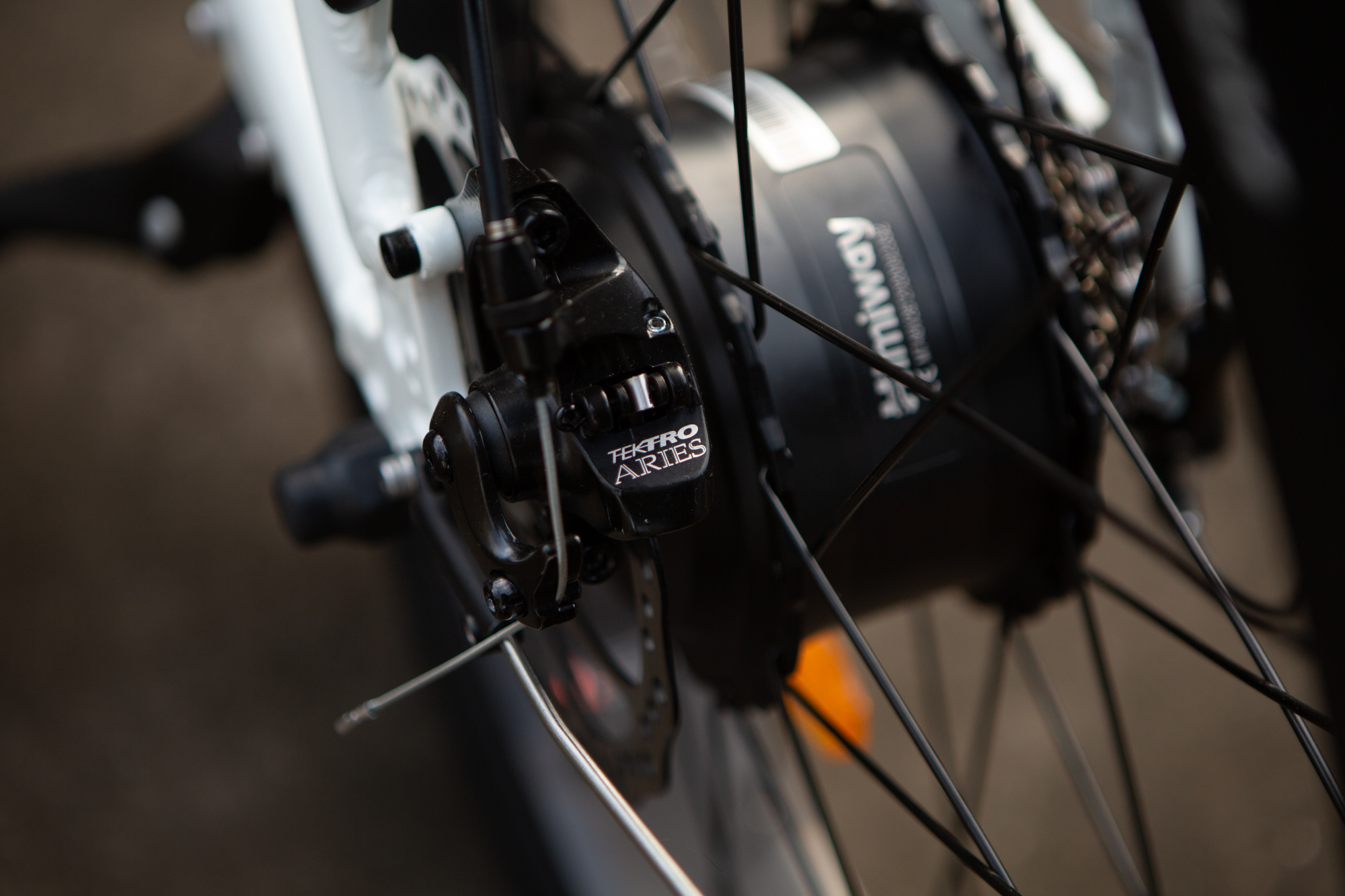Tektro disc brakes