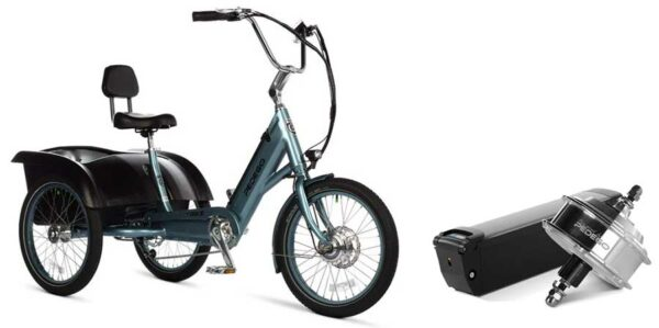 Pedego Trike Tricycle Review