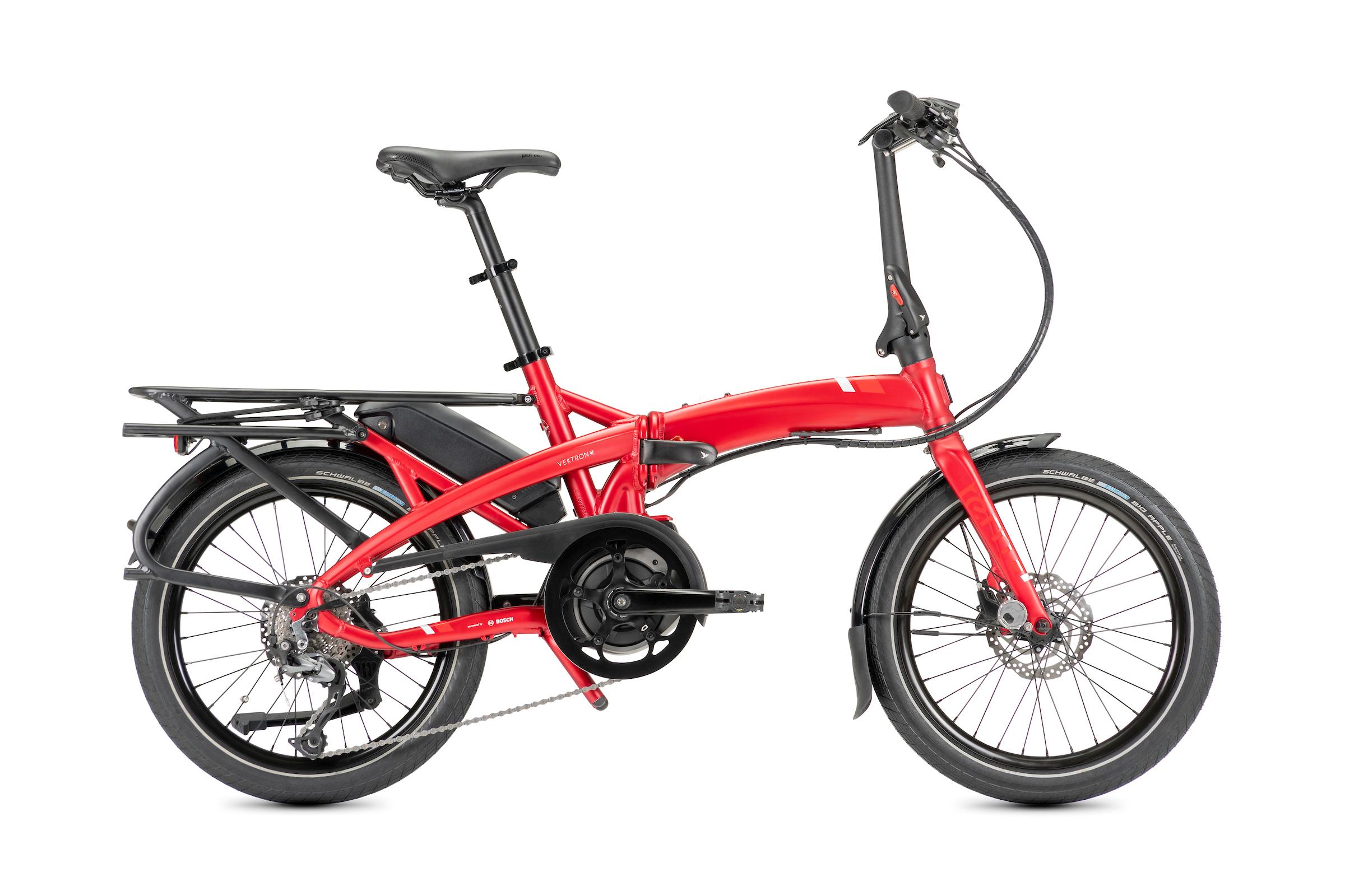 Tern Vektron Q9 Folding Electric bike