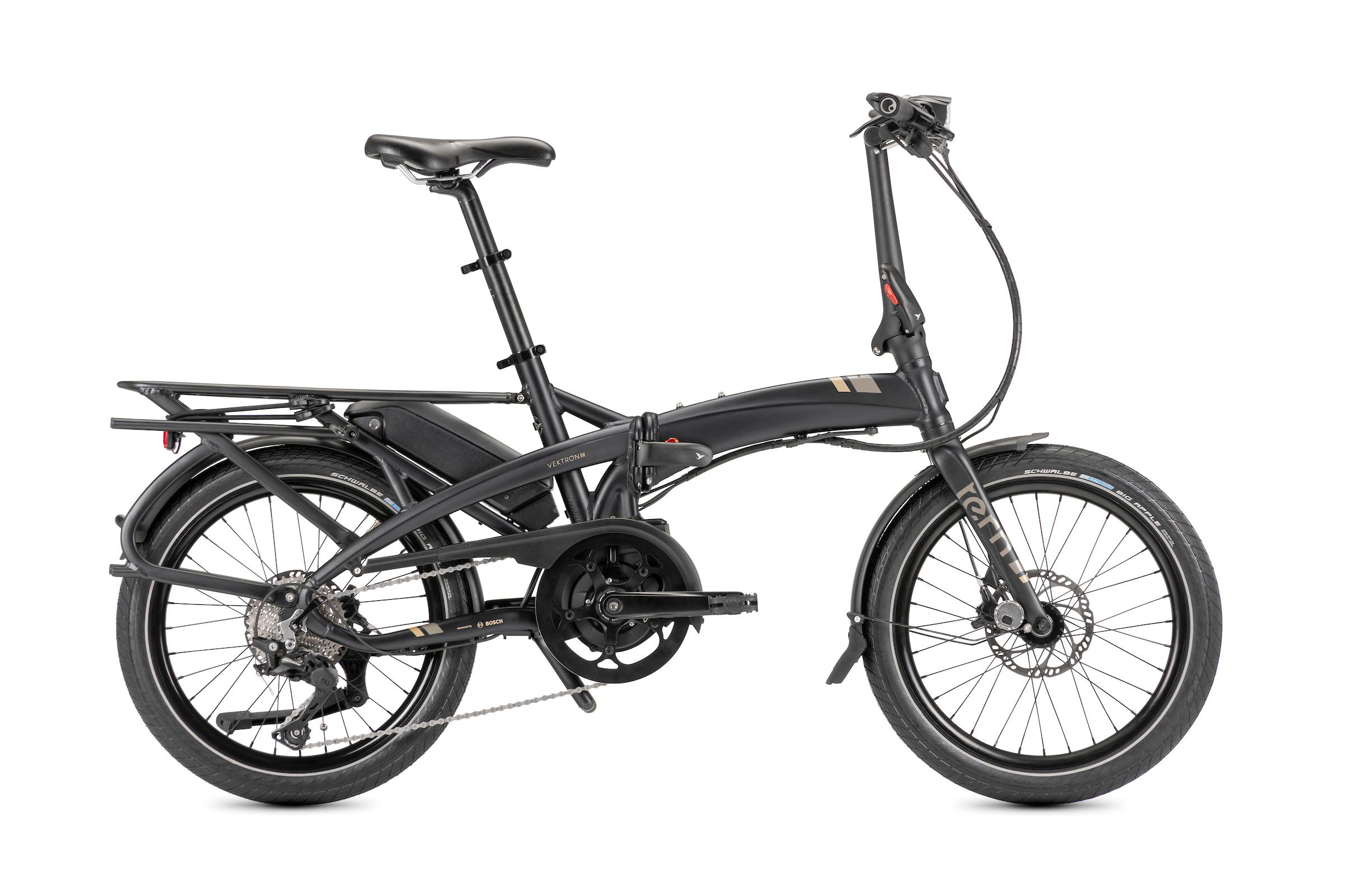 Tern S10 folding electric bike