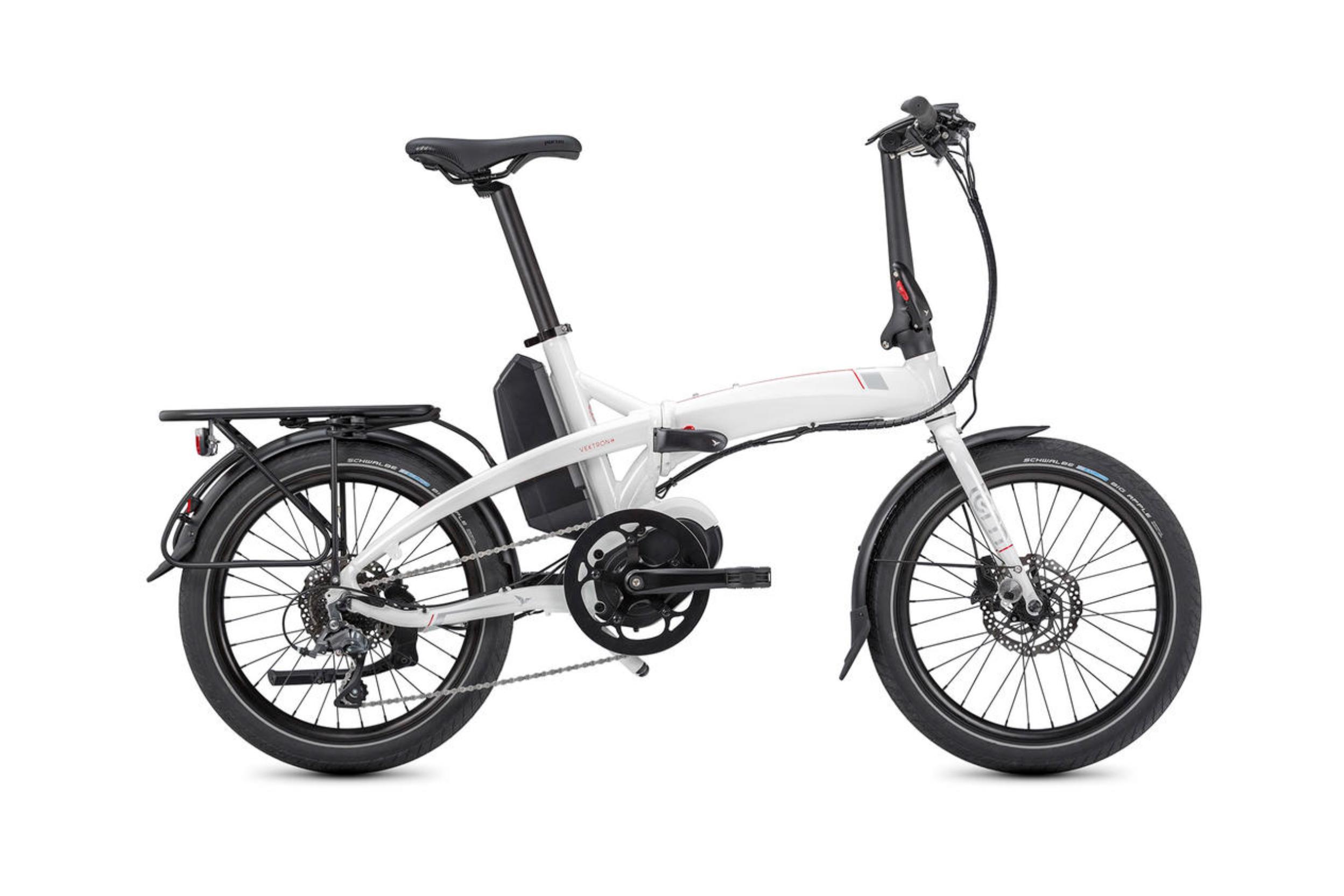 Tern Vektron D8 electric folding bike