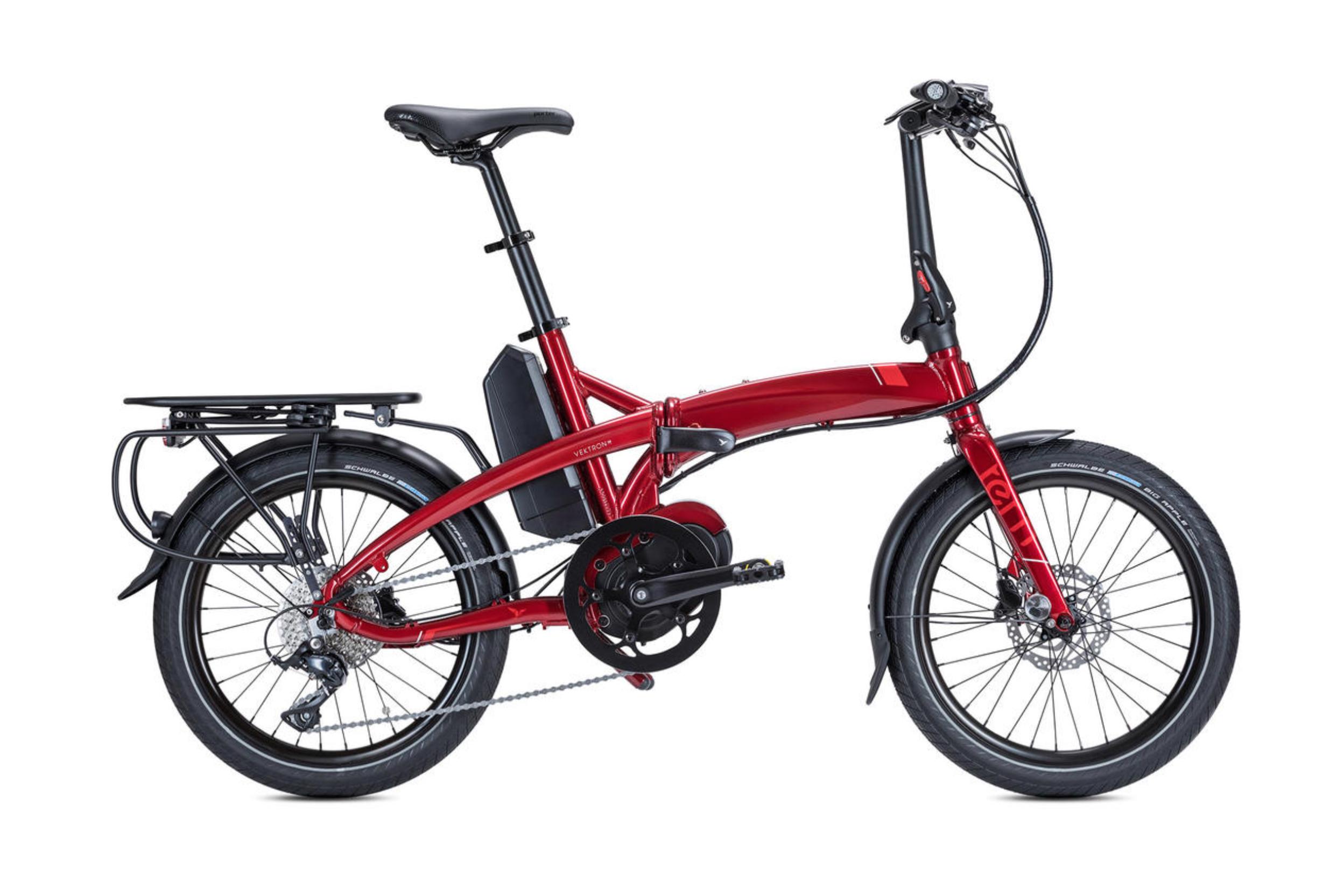 Tern Vektron P9 Electric Folding Bike