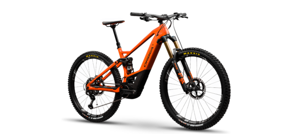 Main image of Orbea E-MTB Wild FS Review