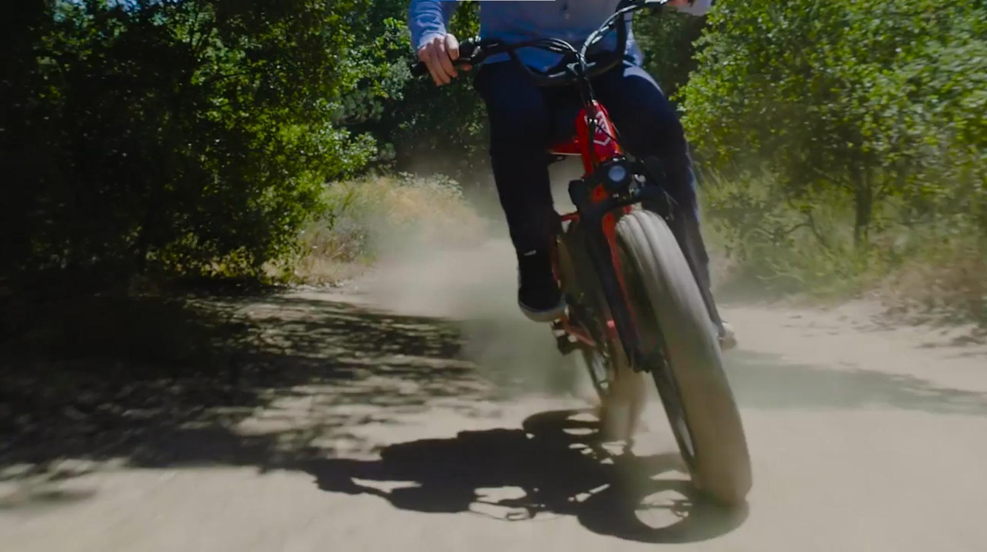 Juiced Bikes Scrambler fast and powerful e-bike