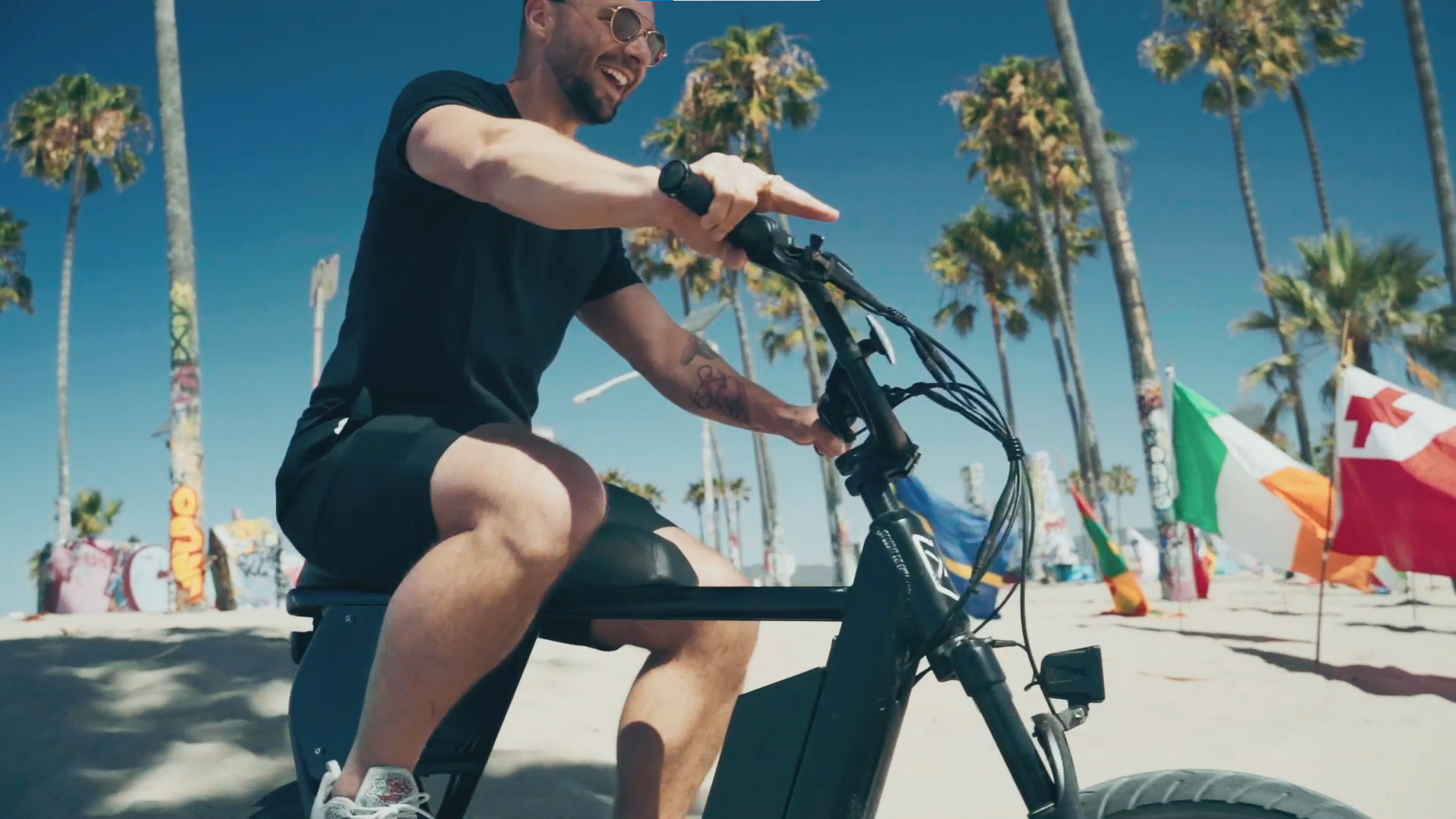 Juiced Bikes affordable Scrambler e-bike