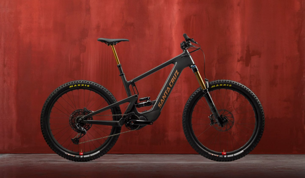 The Santa Cruz Heckler Bike Frameset and Geometry