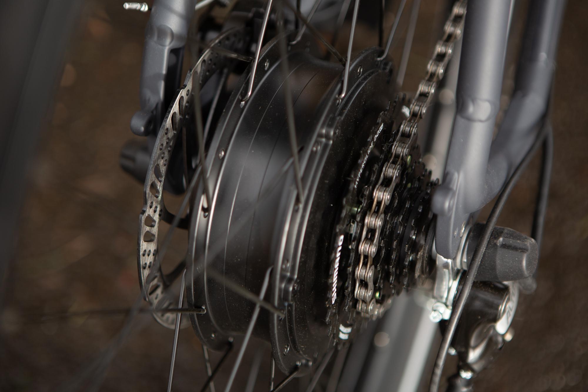 Ride1Up Core 5 shengyi motor hub motor