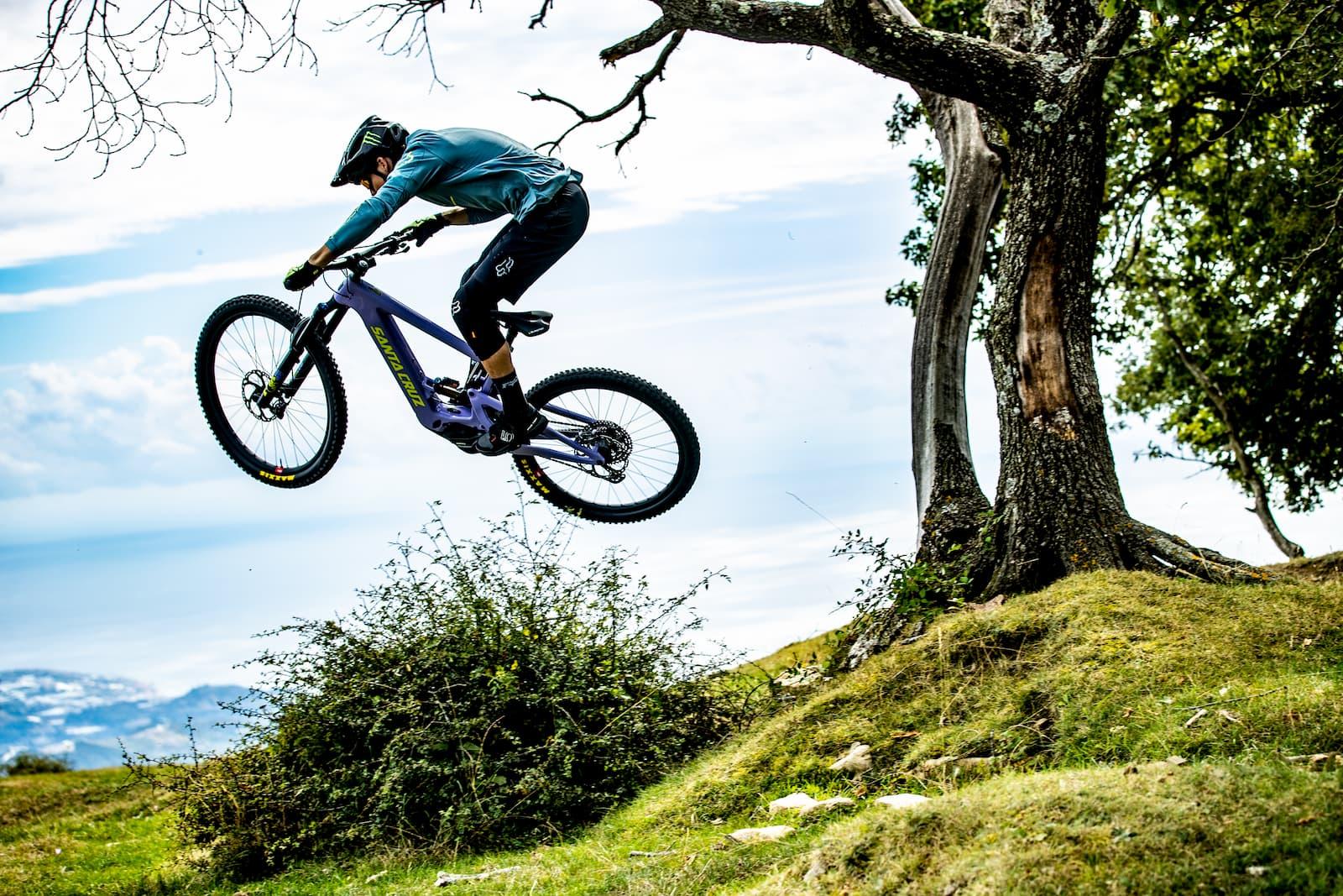 Santa Cruz Bikes Provide High-Quality Craftsmanship and Warranty