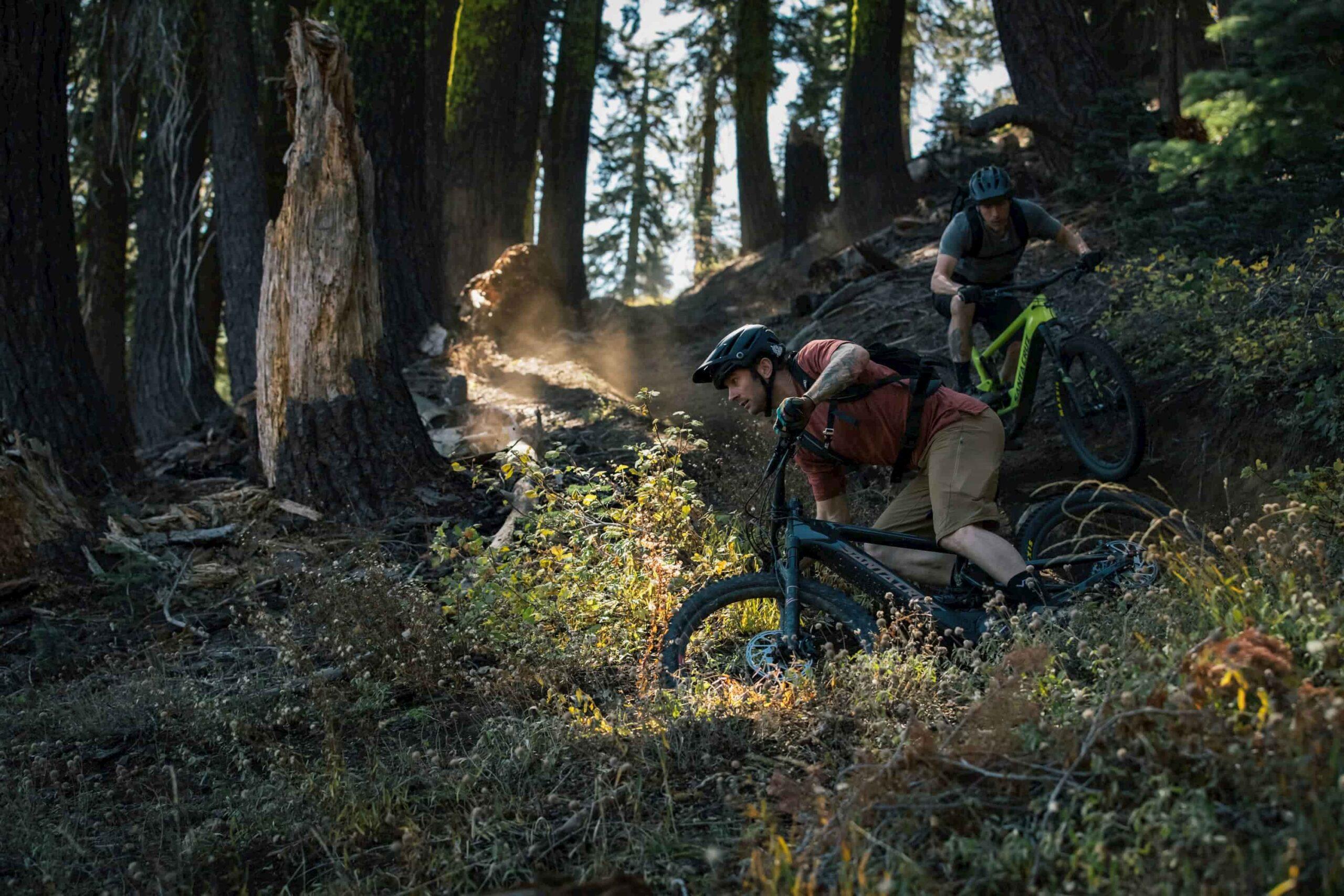 Santa Cruz E-Bikes Classes, Motors, and Batteries