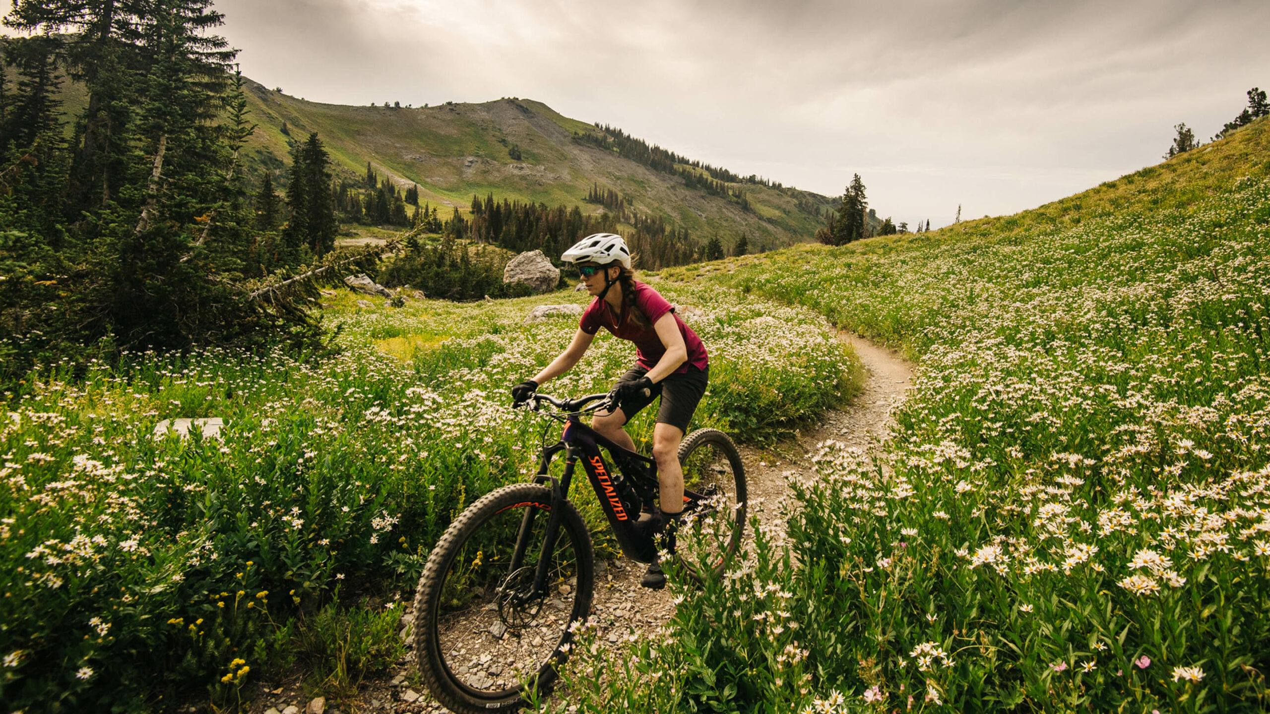 Specialized E-Bikes are made for best performance