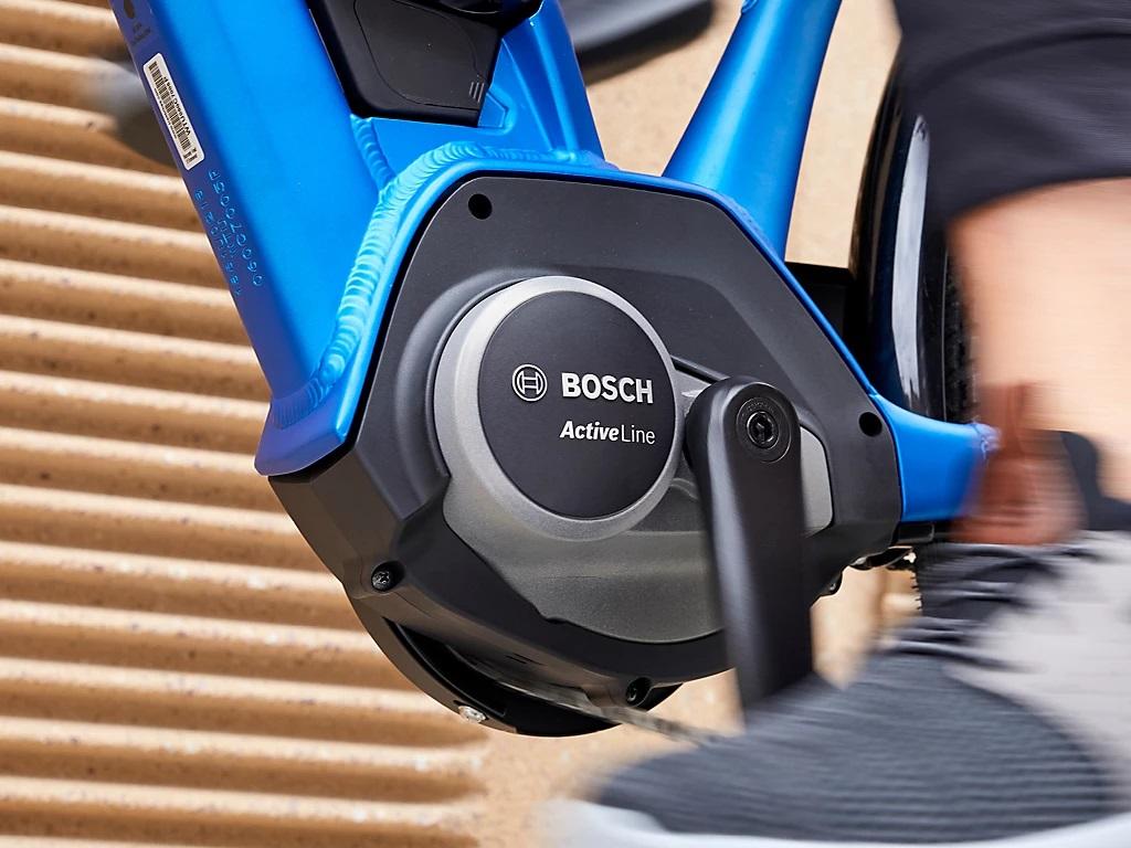 Trek Bikes have high quality motors, suspension and steering