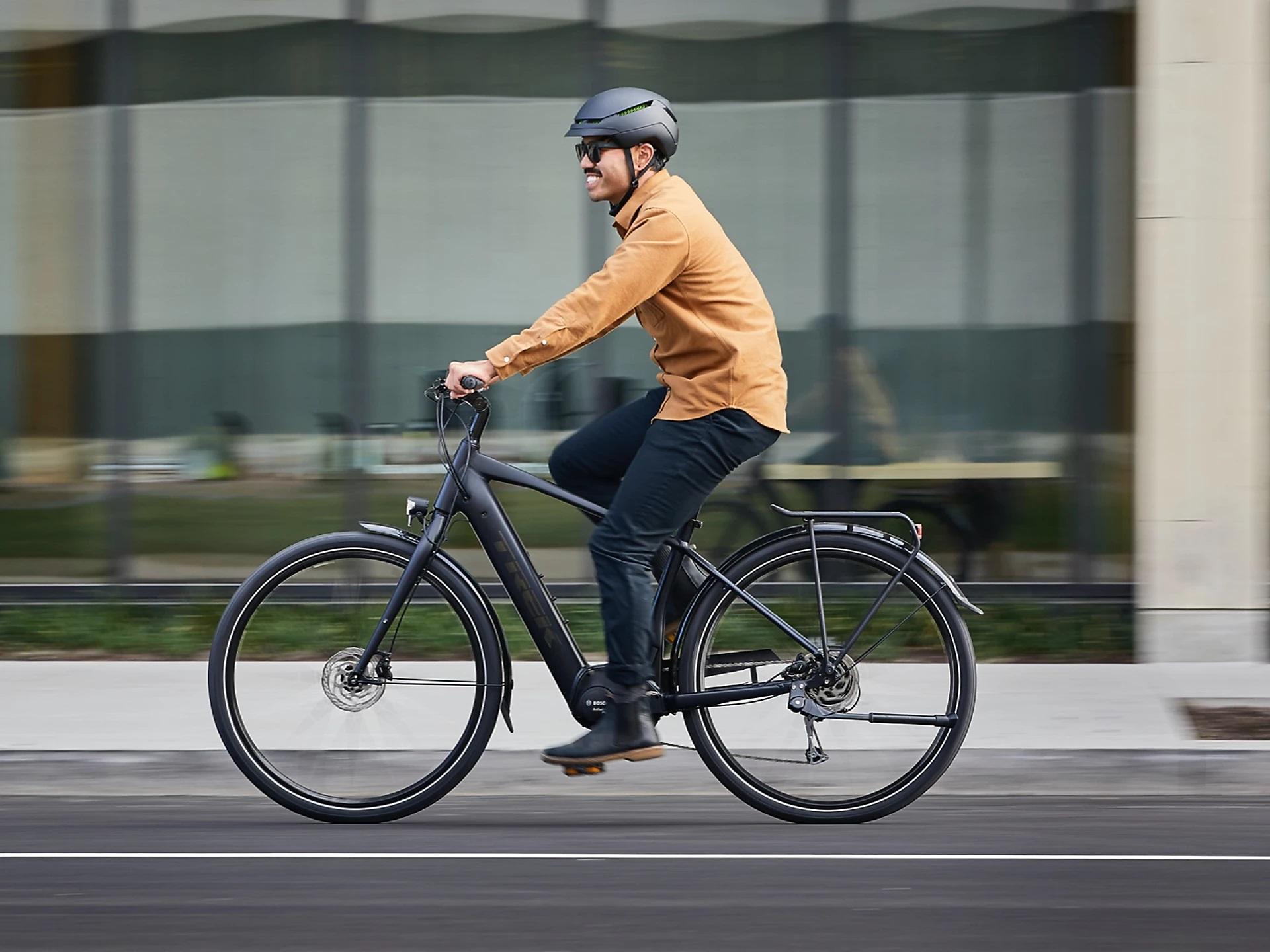 Trek e-Bikes popular models