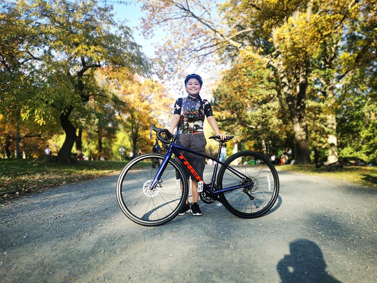 Never be late again with Trek Bikes e-bikes!
