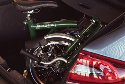 Brompton e-bike brand review