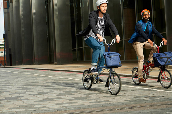 Brompton e-bike brand review and overview
