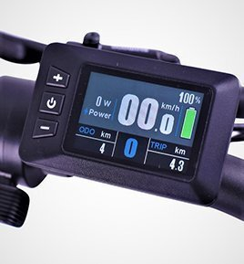 Ride1UP 700 Series LCD Display