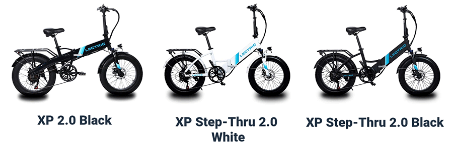 lectric xp ebikes