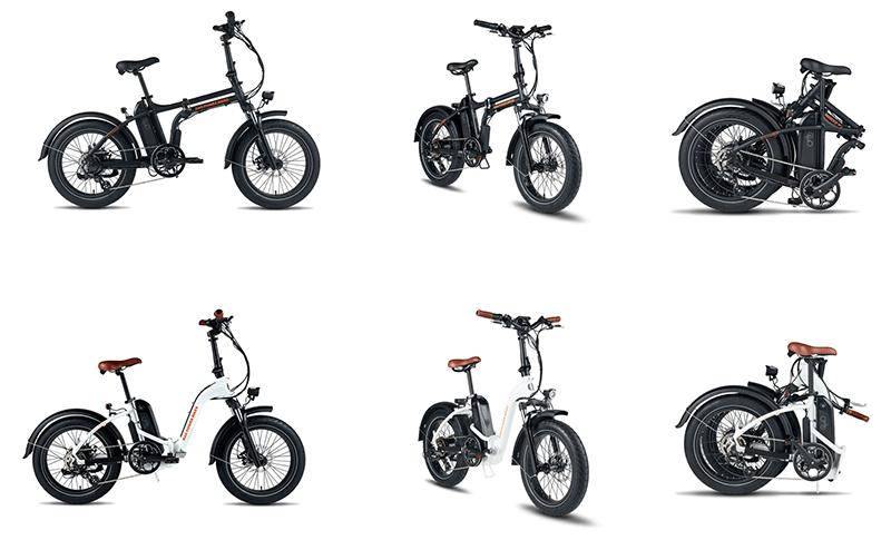 rad mini folding electric bike