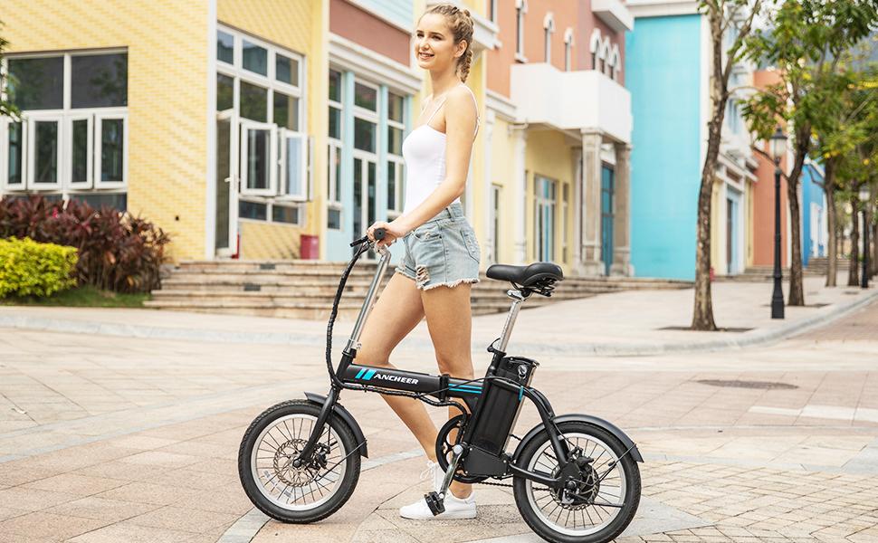 ANCHEER AN-EB006 best city e-bike