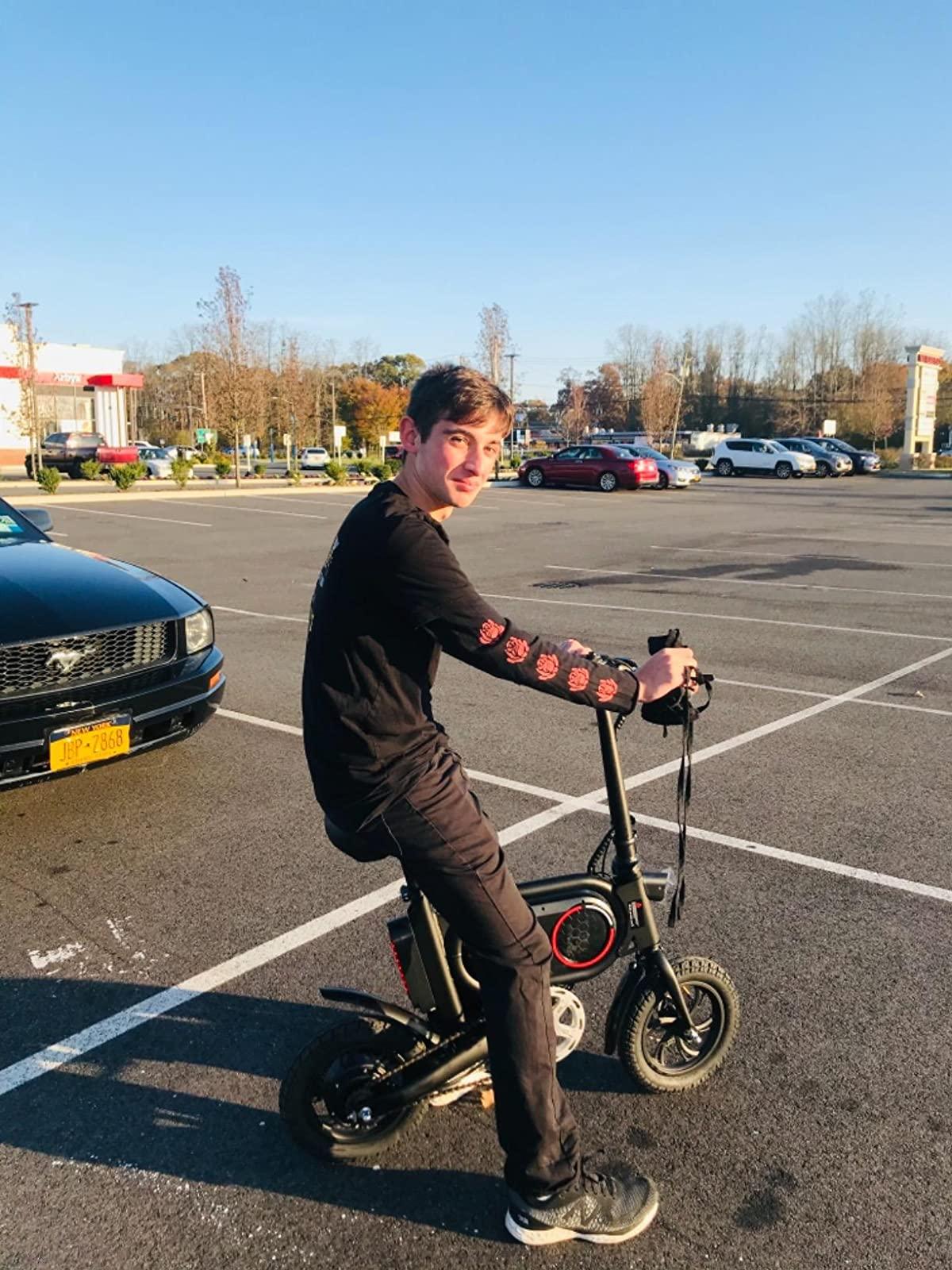 Hiboy P10 fast and durable e-bike