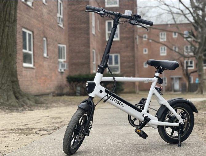 Murtisol best Folding e-bike