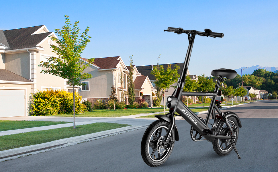 Murtisol Folding Electric Bicycle review