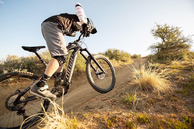 Niner e-bikes lighweight, fast and powerful