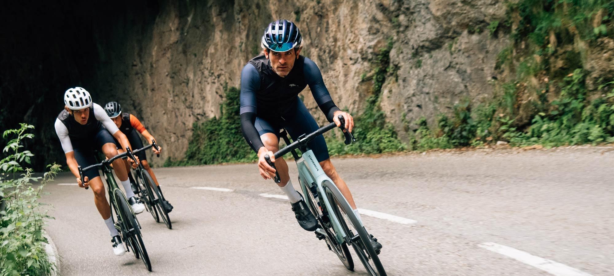 Orbea Bikes e-bike's powerful motor