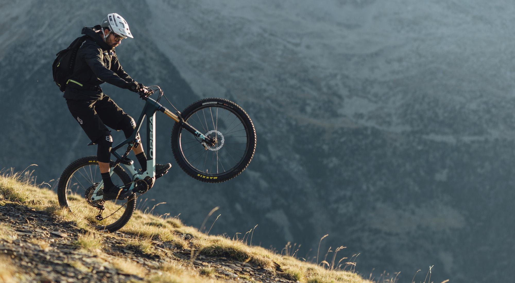 Orbea Bike's Gain e-bikes popular models
