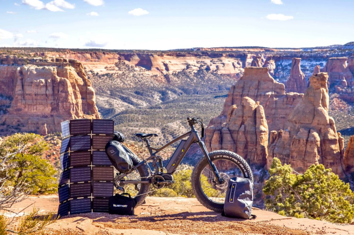 QuietKat Ranger Highly flexible e-bike