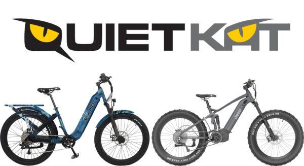 Quietkat e-bikes