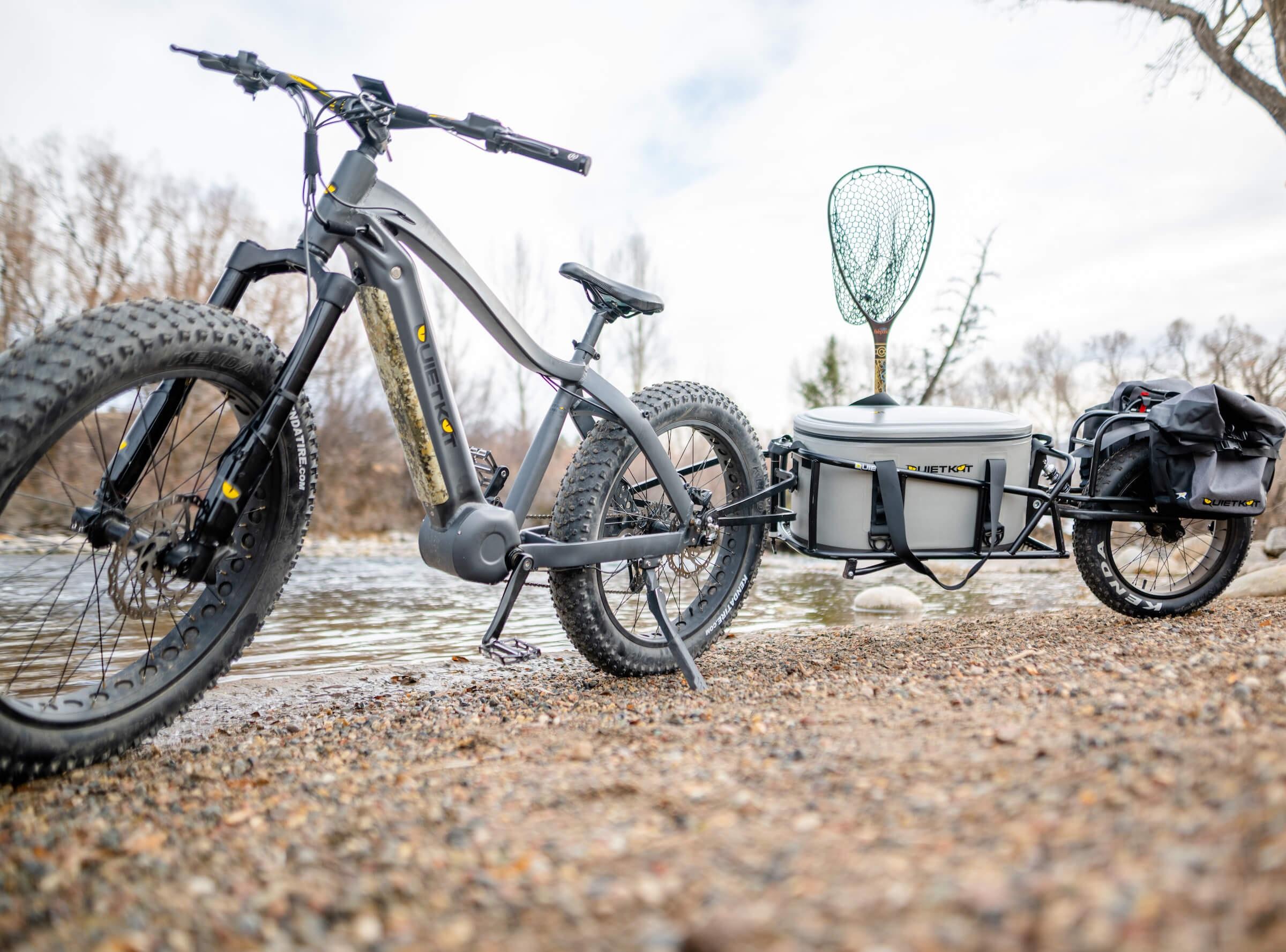 QuietKat Ranger e-bike review