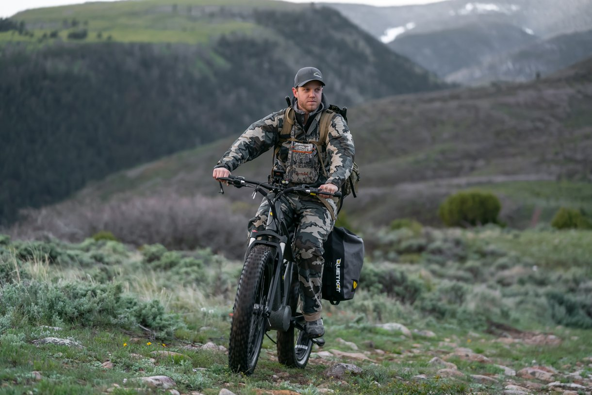 QuietKat Warrior best trail and mountain e-bike