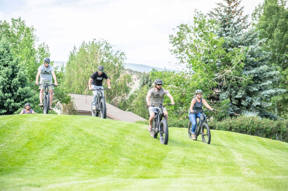 QuietKat e-bikes are powerful and durable