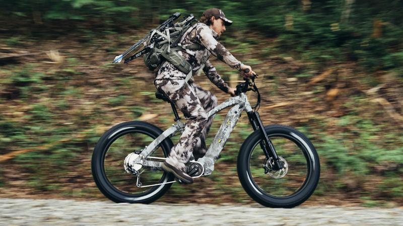 QuietKat e-bikes are powerful yet noiseless