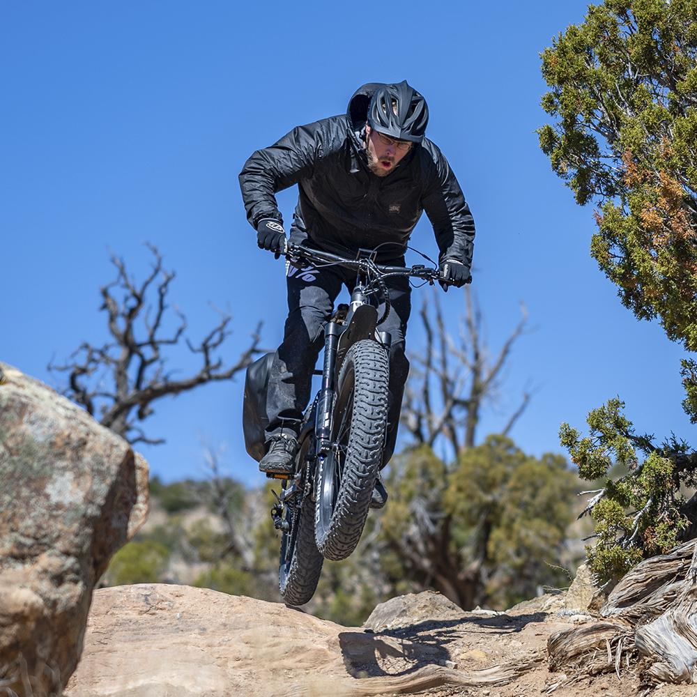 QuietKat e-bike fast, durable and noiseless
