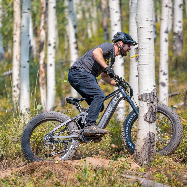 QuietKat best e-bikes for adventures