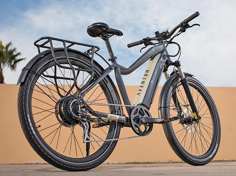 Aventon Level e-bike's specs