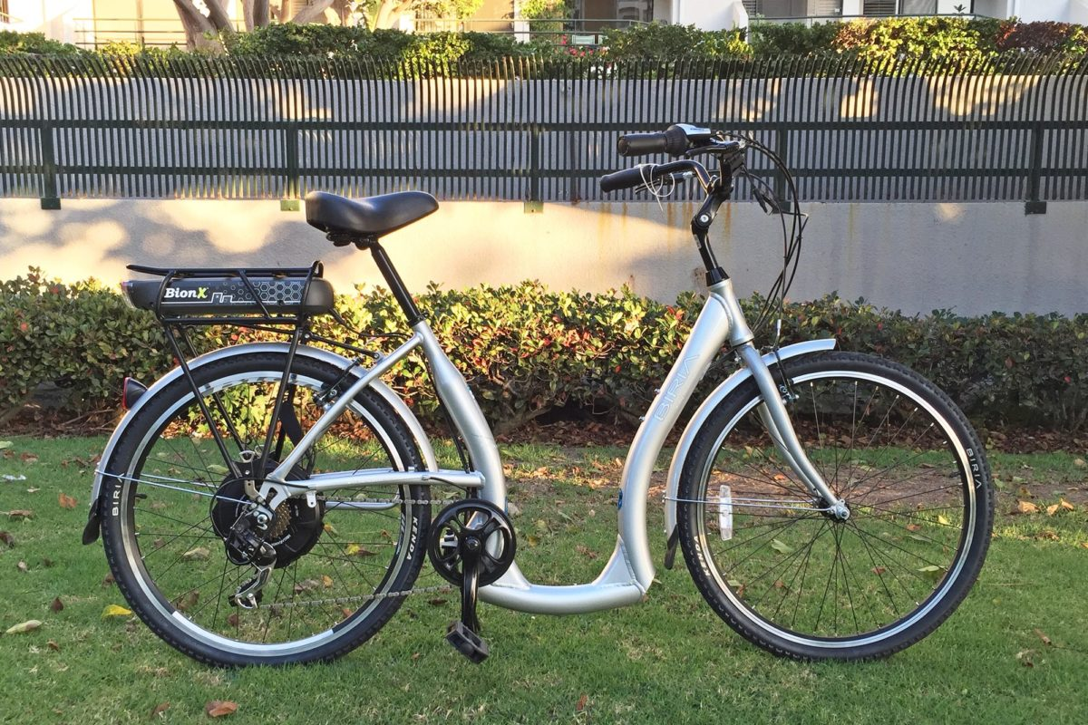 Biria Bikes e-bikes are made with quality materials